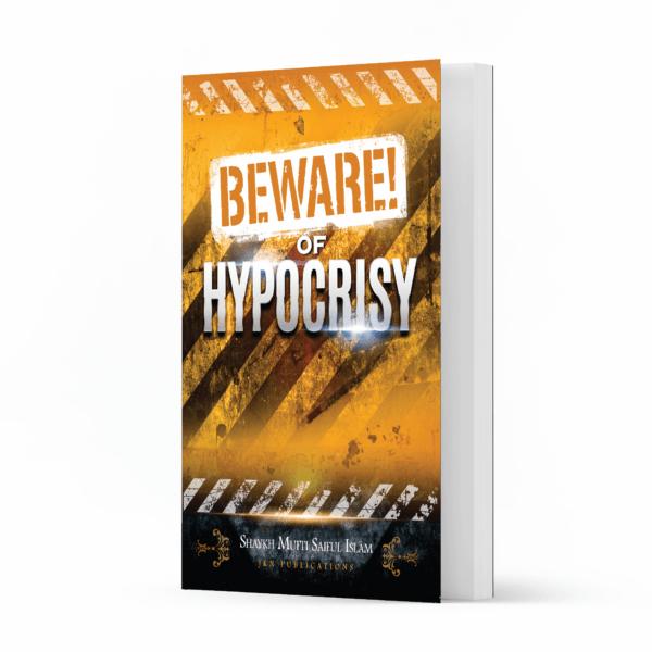 Beware of Hypocricy